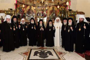 Εννέα Εκκλησίες θα συμμετάσχουν στην «ανορθόδοξη» διάσκεψη στο Αμμάν