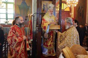 Η Κέα τίμησε τον προστάτη της Άγιο Χαραλάμπη