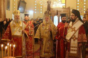 Εορτάστηκε πάνδημος η μνήμη του Αγ. Γεωργίου του Διβόλη στον Αλικιανό Χανίων