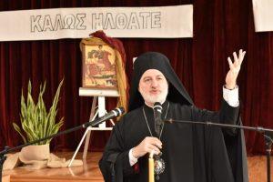 Δωρεά είκοσι εκατομμυρίων δολαρίων από το Ταμείο «Πίστη» για τον Αγιο Νικόλαο.