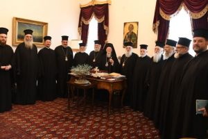 Αντιπροσωπεία του Πατριαρχείου Ιεροσολύμων στο Οικουμενικό Πατριαρχείο με «ειδική αποστολή»