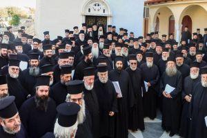Δεκατέσσερις Περιφερειακές Συνάξεις πριν το Άγιο Πάσχα στην Ι. Μητρόπολη Φθιώτιδος