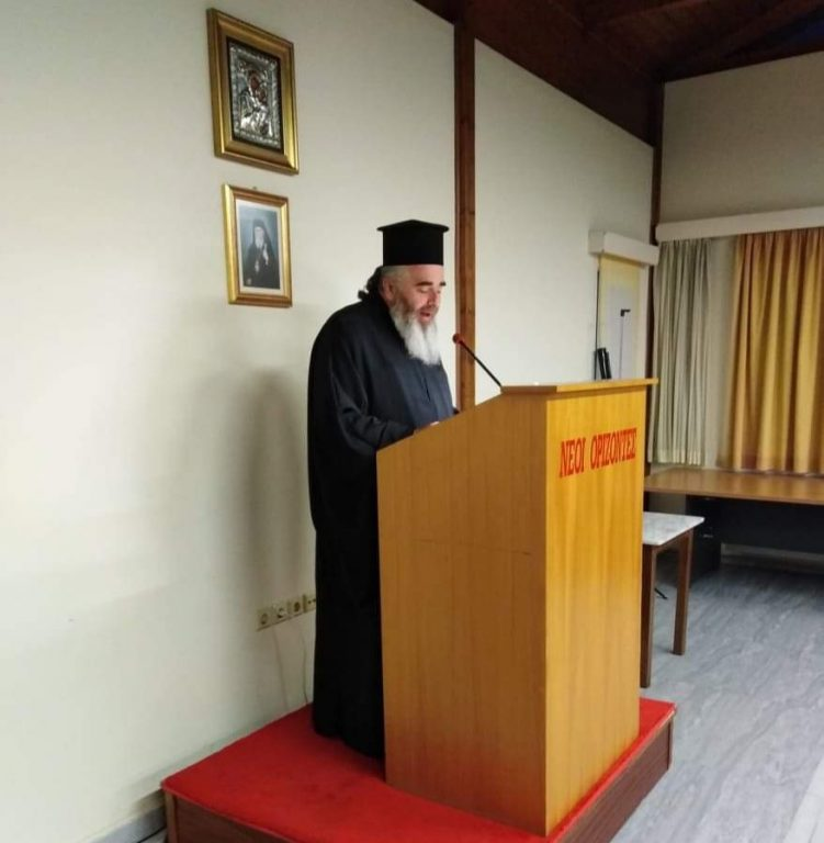 Αιδεσ. Πρωτοπρεσβύτερος π. Νικόλαος Μεντζελίδης: «Τριώδιο, το… ταχύρυθμο φροντιστήριο της πνευματικής ζωής!»