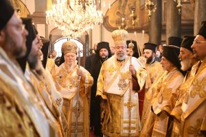Η Κυριακή της Ορθοδοξίας στο Φανάρι