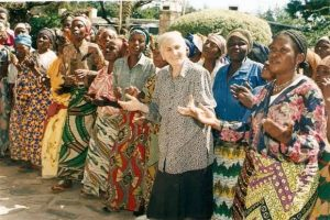 """Αποχαιρέτησαν τη """"μητέρα"""" των φτωχών στην Αφρική"""