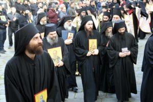 Η Κυριακή της Ορθοδοξίας στο Βατοπαίδι