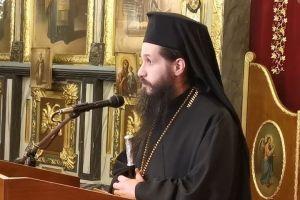 """Μητροπολίτης Σιατίστης Αθανάσιος : """"Ο Χριστός είναι ΖΩΗ και όχι Θάνατος"""""""