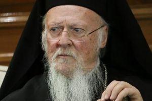 Ευχές και προσευχές του Πατριάρχη για υποχώρηση του ιού