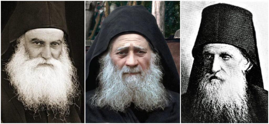 Αγιοκατατάξεις Οσίων Γερόντων Ιωσήφ του Ησυχαστού- Δανιήλ Κατουνακιώτη- Εφραίμ Κατουνακιώτη