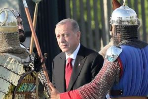 Τούρκος αναλυτής αποκαλύπτει το σχέδιο Ερντογάν για άλωση της Ελλάδας και της Ευρώπης μέσω μεταναστών!!!