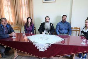 Έκτακτη περιοδεία του Μητροπολίτη Φθιώτιδος Συμεών στα Γηροκομεία για την σωστή και μεθοδική προστασία από τον Κορονοϊό