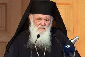 Ο Σεβ. Φθιώτιδος Συμεών μπαίνει μπροστά και ενημερώνει το ποίμνιό του για τις ενέργειες του Αρχιεπισκόπου και της Συνόδου: Ενημέρωσις περί γενομένων Συνοδικών Ενεργειών»