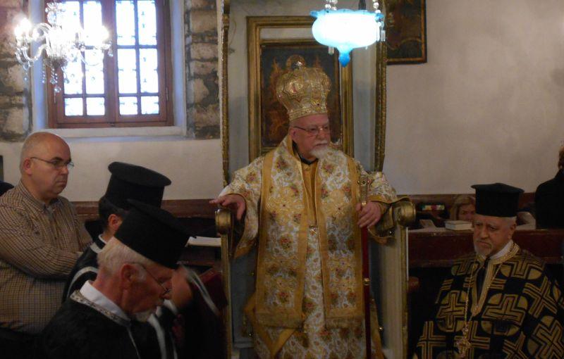 Μητροπολίτης Μοσχονησίων εξελέγη ο από Ίμβρου και Τενέδου Κύριλλος