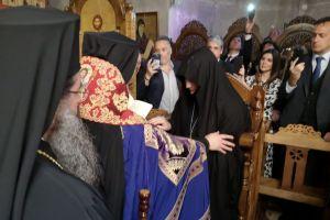 Ενθρονίστηκε η νέα ηγουμένη Μακαρία Β ´στην Ι. Μονή Αγίου Εφραίμ Νέας Μάκρης
