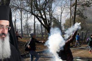 """Αλεξανδρουπόλεως Άνθιμος: """"Η γειτονική μας χώρα κάνει εγκλήματα"""""""