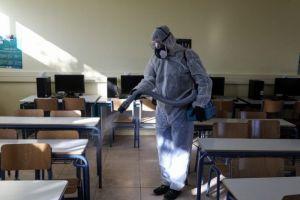 Ο Κορονοϊός «κλείνει» σχολεία αύριο -Λίστα με τα σχολεία