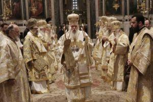 Κυριακή της Ορθοδοξίας: Λαμπρός εορτασμός στη Μητρόπολη Αθηνών- Τελευταία εμφάνιση του ΠτΔ κ. Παυλόπουλου
