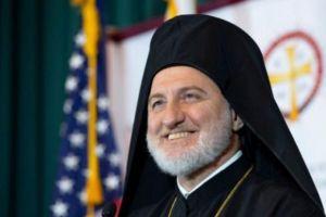Ο Μητροπολίτης Πειραιώς Σεραφείμ εγκαλεί τον Αρχιεπίσκοπο Αμερικής Ελπιδοφόρο