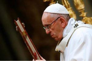 """Πάπας Φραγκίσκος : """"Ζήτησα από τον Κύριο να σταματήσει την επιδημία"""""""