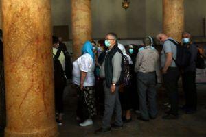 Και τρίτο γκρούπ Ελλήνων τουριστών στους Αγίους Τόπους- Μέτρα επιφυλακής