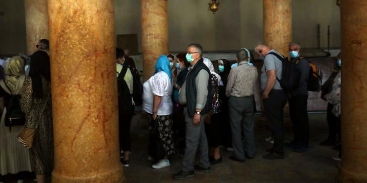 You are currently viewing Και τρίτο γκρούπ Ελλήνων τουριστών στους Αγίους Τόπους- Μέτρα επιφυλακής