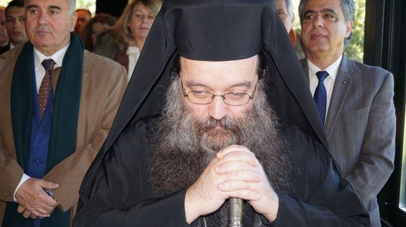You are currently viewing «Προσευχηθείτε στα σπίτια σας» προτρέπει τους πιστούς ο Μητροπολίτης Χίου Μάρκος