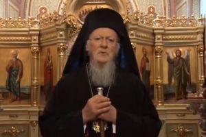 Ο Οικουμενικός Πατριάρχης συμπαραστέκεται στον δοκιμαζόμενο Ιταλικό λαό