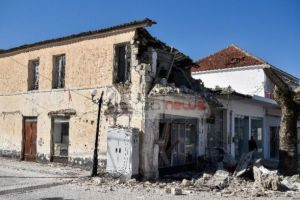 Ζητούνται άμεσα 100 κοντέινερs για τους σεισμόπληκτους στην Πάργα