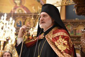 Ο Αρχιεπίσκοπος Ελπιδοφόρος αποκλειστικά στον «Ε.Κ.» για την τηλεδιάσκεψη με τους ιερείς ανά τις ΗΠΑ