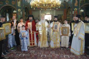 Η Κυριακή της Ορθοδοξίας στην Μητρόπολη Νικαίας