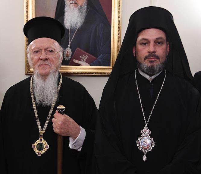 Νέος Ηγούμενος στην Χάλκη ο Επίσκοπος Αραβισσού Κασσιανός