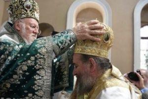 Σήμερα ο Οικουμενικός Πατριάρχης  Βαρθολομαίος αποκατέστησε μία αδικία που είχε διαπράξει προ 4ετίας