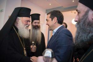 Ο Αρχιεπίσκοπος Ιερώνυμος διαψεύδει τη «διαρροή» Τσίπρα για «ευθύνες» Μητσοτάκη…