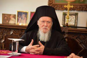 Ο Τζo Μπάιντεν τηλεφώνησε και ευχήθηκε στον Οικουμενικό Πατριάρχη Βαρθολομαίο