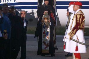 🟣🟣🟣Κανονικά το Άγιο Φως στην Ελλάδα σύμφωνα με τους Ισραηλινούς. •Ειδικό σχέδιο μεταφοράς στο Μπεν Γκουριόν συζητούν οι αρμόδιοι φορείς
