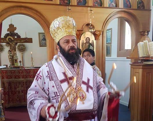 """Μητροπολίτης Ν. Ζηλανδίας: """"Να μη χάσουμε την πίστη μας"""""""