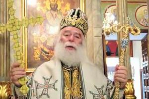 Πατριάρχης Αλεξανδρείας Θεόδωρος : «Το Φως της Αναστάσεως θα διώξει από την ατμόσφαιρα όλους τους ιούς»
