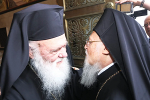 Νεωτερικότητα και δύο αρχιεπίσκοποι Του Μανώλη Κοττάκη •Άρθρο στην Εστία