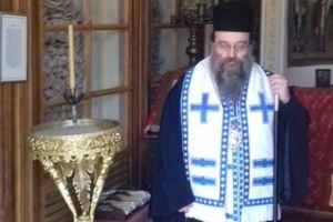 Ο Μητροπολίτης Χίου Μάρκος δεν ξέχασε το Μοναστήρι της μεγάλης Σφαγής στη Χίο