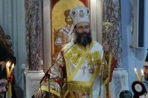 """Επίσκοπος Κνωσού Πρόδρομος: """"Ωρα να ανοίξουν οι κλειστές θύρες των Ναών"""""""