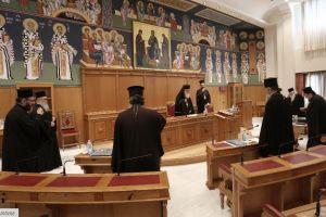 Συνεδριάζει η Διαρκής Ιερά Σύνοδος για την επαναλειτουργία των εκκλησιών