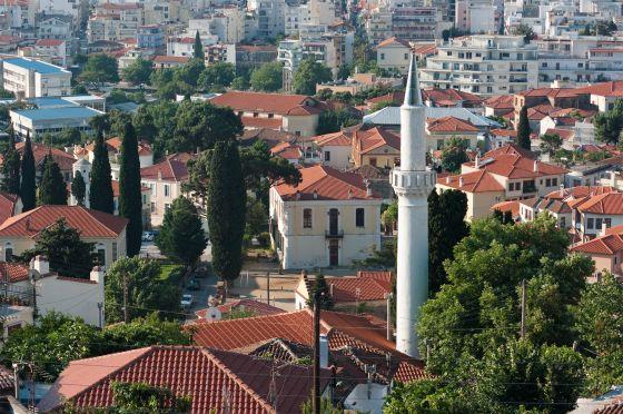 ΞΑΝΘΗ:Το τζαμί μεταδίδει από τα μεγάφωνα και οι αρχές έχουν βαρηκοϊα