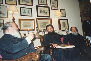 Το κήρυγμα του  Μητροπολίτη Σερρών Θεολόγου την Κυριακή του Θωμά, με μηνύματα προς πολλούς αποδέκτες