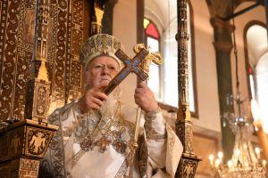 Οικουμενικός Πατριάρχης: «Η δύναμη της Εκκλησίας διαπερνά τις κλειστές πόρτες σπιτιών και ψυχών»