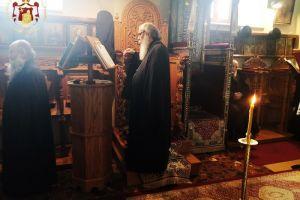 Η Ακολουθία του Μεγάλου Κανόνος στο Πατριαρχείο Ιεροσολύμων