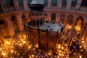 Κορωνοϊός: κλειστός στους πιστούς ο Πανάγιος Τάφος ύστερα από 671 χρόνια