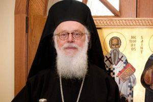 """Αλβανίας Αναστάσιος: """"Οι πιστοί να συγκροτήσουν έναν τύπο κατ' οίκον εκκλησίας γι' αυτή την περίοδο"""""""