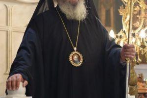 Ο Μητροπολίτης Φαναρίου Αγαθάγγελος σε μία ανθρώπινη και αρκούντως θεολογική προσέγγιση της  περιόδου που διανύουμε κάτω από πρωτόγνωρες  συνθήκες