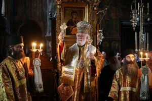 Ο Μητροπολίτης Ατλάντας Αλέξιος στον «Ε.Κ.» για τα νέα δεδομένα στην Εκκλησία λόγω κορωνοϊού