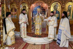 Η εορτή του Αγίου Σωσιπάτρου του Βεροιέως στην Ι.Μ. Δοβρά